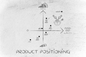 ポジショニング分析を効果的に活用するための3つのポイント